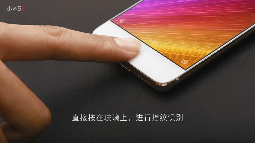 Xiaomi Mi5S Home Button