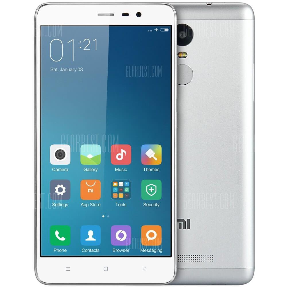 Xiaomi Redmi Note 3 Pro Custom Roms