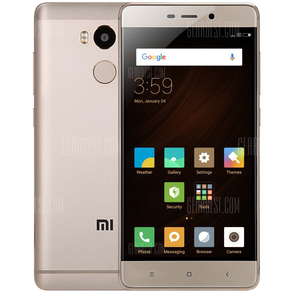 Xiaomi Redmi 4 Custom Roms