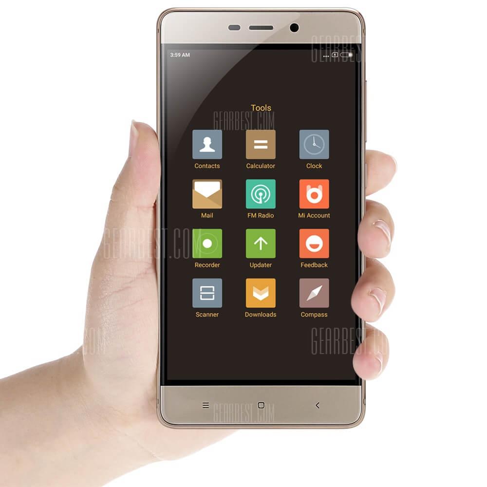 Xiaomi Redmi 4 4G Smartphone Review