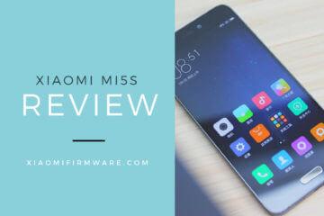 Xiaomi Mi5S Review