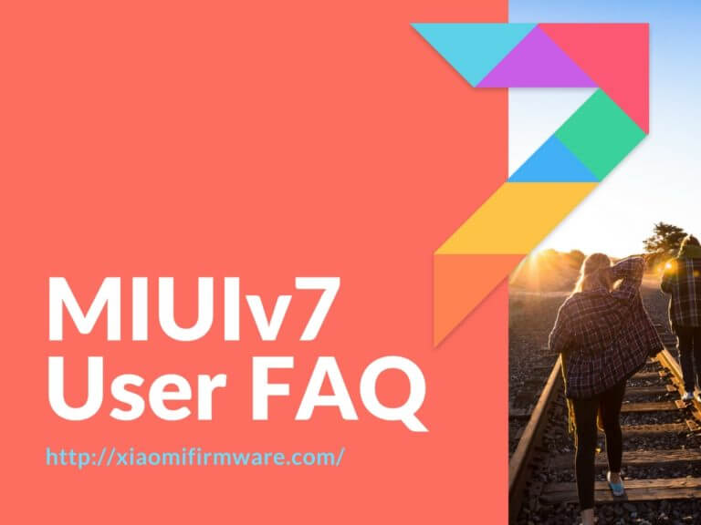 MIUIv7 User FAQ
