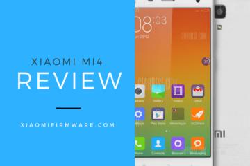 Xiaomi Mi4 64GB 3G Smartphone Review