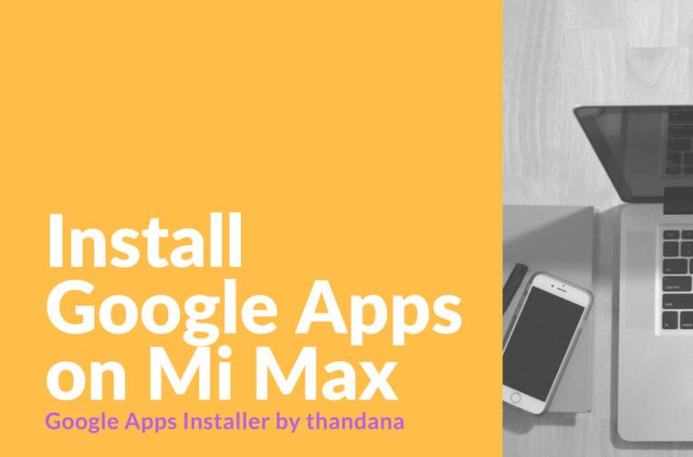 Google Apps Installer by thandana