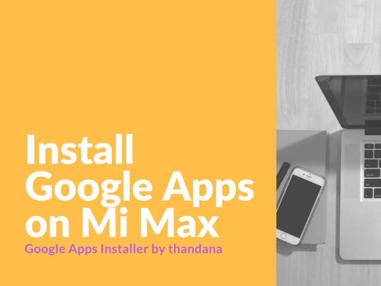 Google Apps Installer by thandana