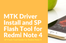 SP_Flash_Tool Redmi Note 4