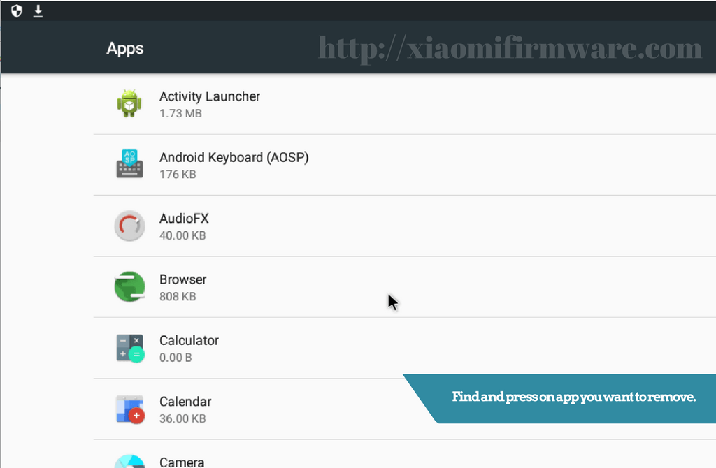 Remove inbuilt apps on Redmi 4 Prime without ROOT - Xiaomi