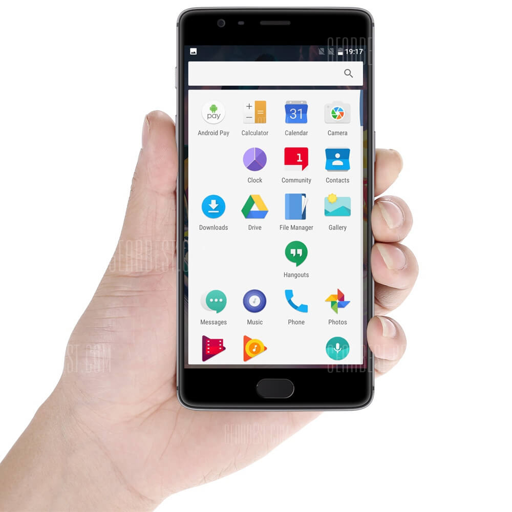 OnePlus 3T 4G Phablet Review