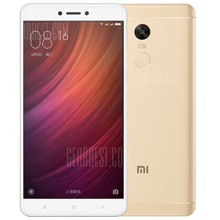 Download Redmi Note 4X ROMS