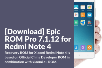 MTK Driver Install and SP Flash Tool for Redmi Note 4 - Xiaomi Firmware