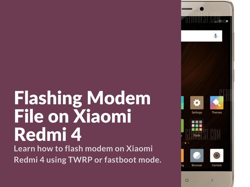 modem - Xiaomi Firmware