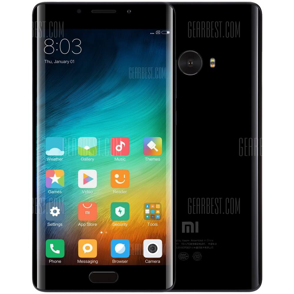 Xiaomi Mi Note 2 Review