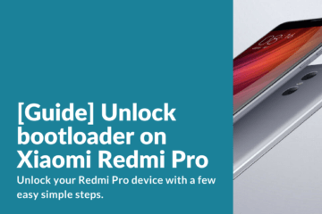 How unlock bootloader and skip 360 hours waiting - Xiaomi