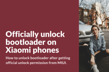 unlock bootloader after getting official unlock permission