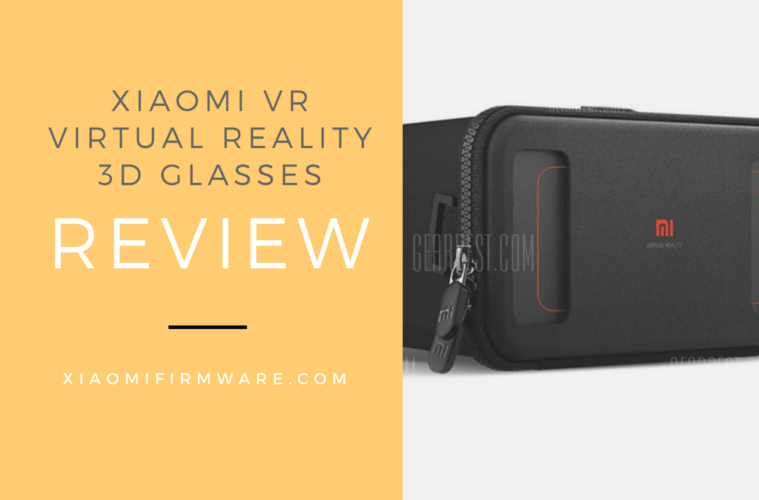 Buy Original Xiaomi VR Virtual Reality 3D Glasses