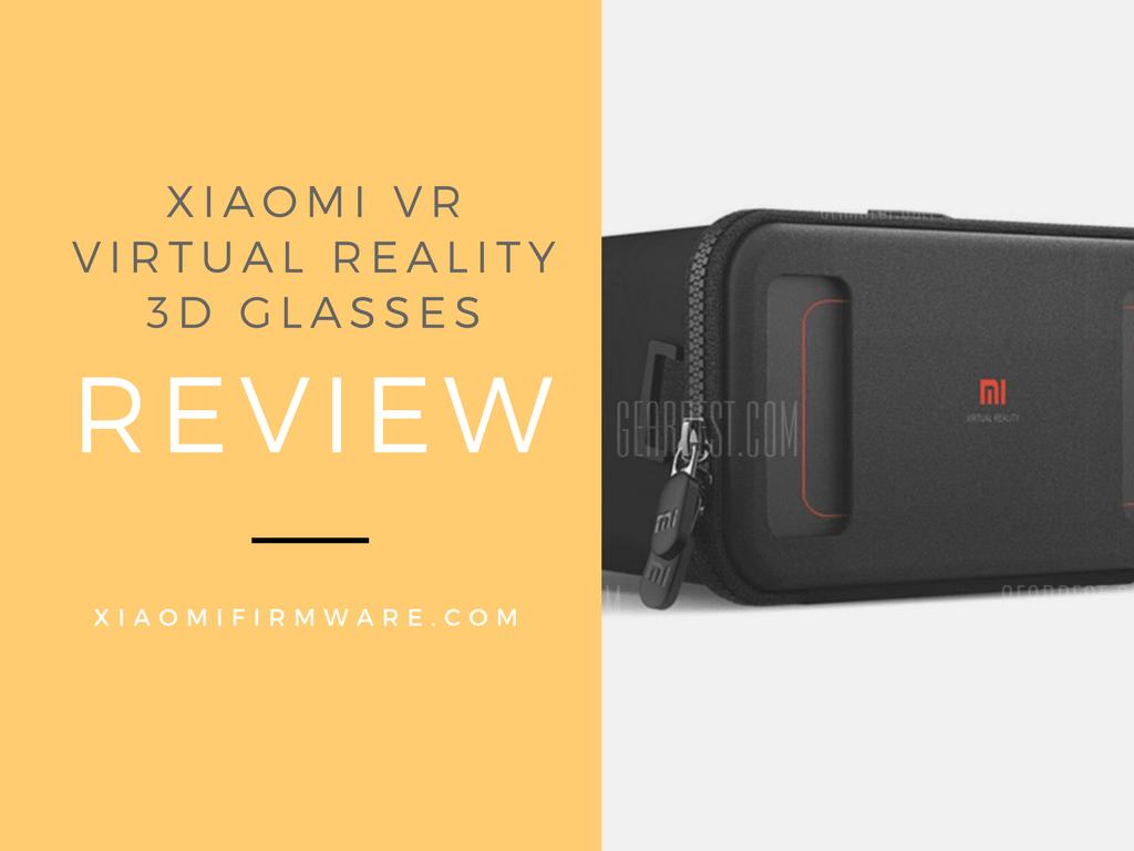 Buy Original Xiaomi VR Virtual Reality 3D Glasses