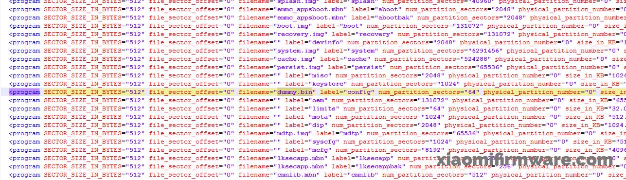 How to fix dummy bin not found on Redmi 3S - Flash using