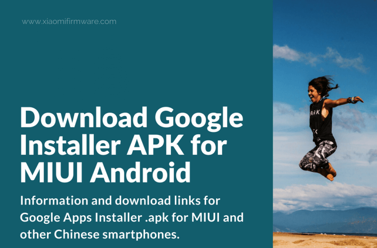 Google Installer for MIUI phones