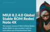 Download Global Stable ROM RN 4X