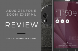 Review of ASUS Zoom ZX551ML
