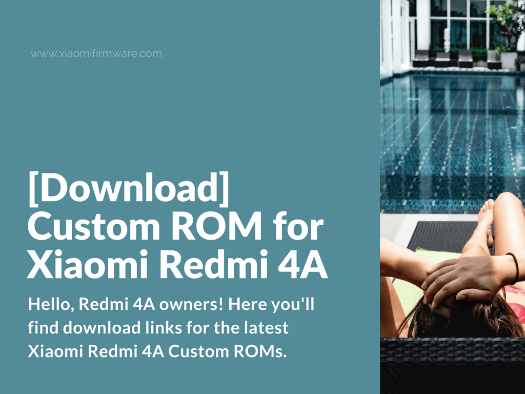 Custom Rom Redmi Note 4