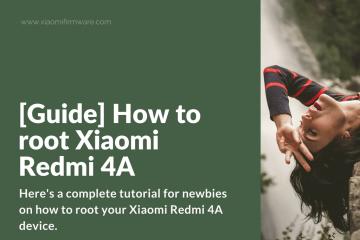 Download] Modem Files for Redmi 4A (Rolex) - Xiaomi Firmware