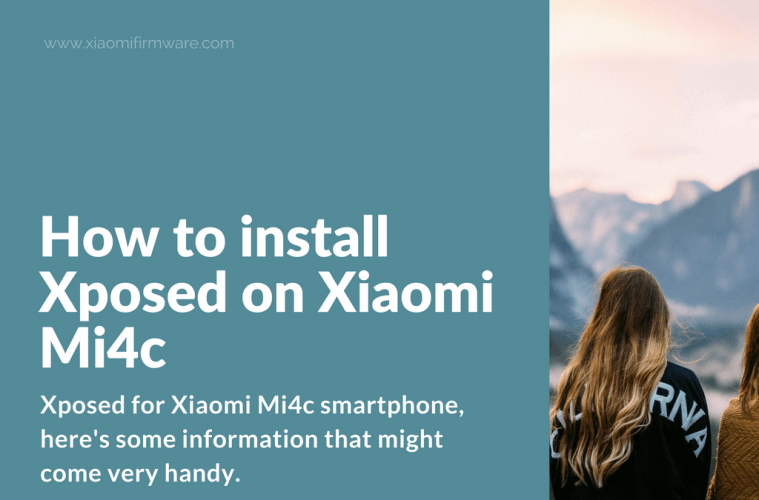 Download Xposed for Mi 4c
