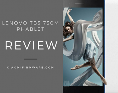 Lenovo TB3 730M Review