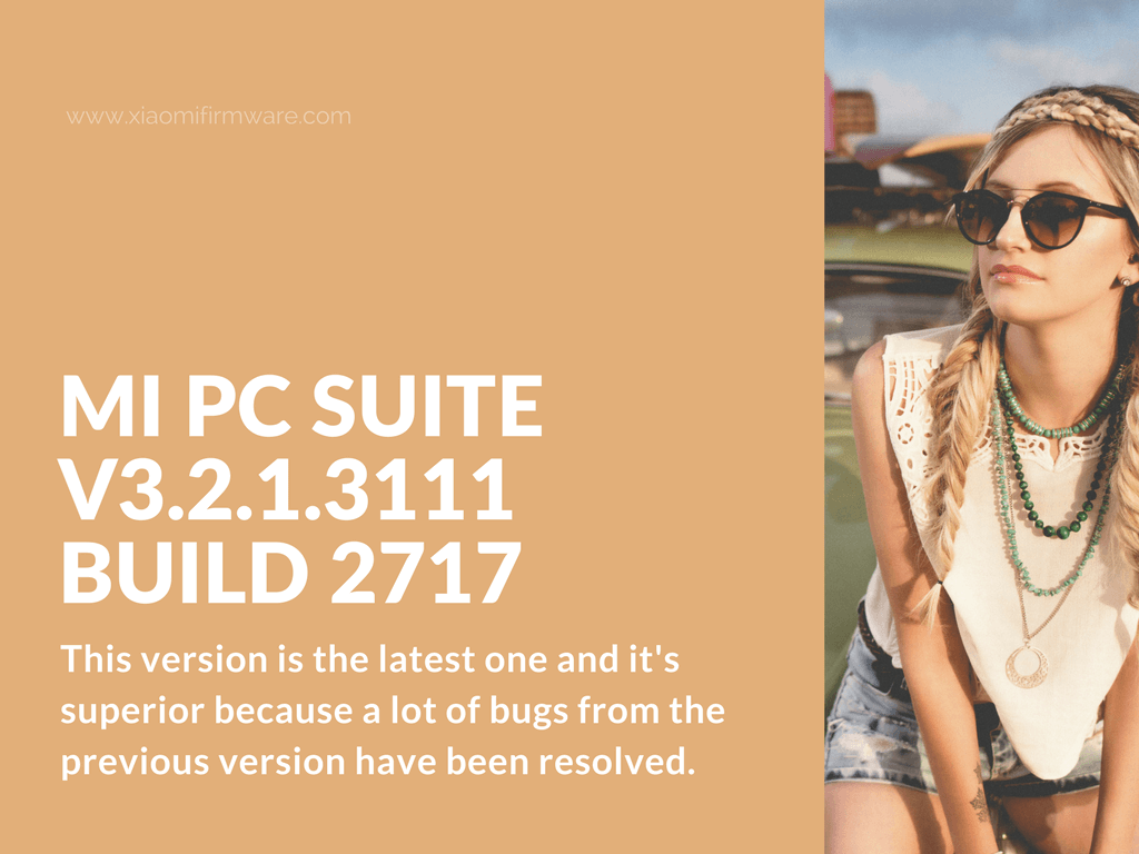 Download Mi PC SUITE V3.2.1.3111 BUILD 2717 English Edition