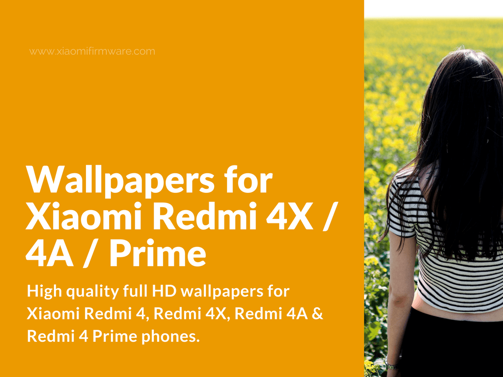 Download Xiaomi Redmi Note 4 Stock Wallpapers In Full Hd: Wallpapers For Xiaomi Redmi 4X / 4A / Prime