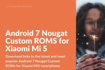 Download Custom ROMs for Redmi 5 (Rosy) - Xiaomi Firmware