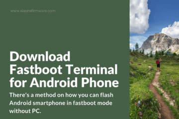 How to Use Fastboot on Android Smartphone without PC