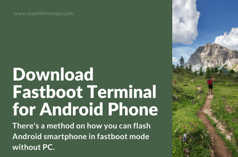 How to use fastboot mode android
