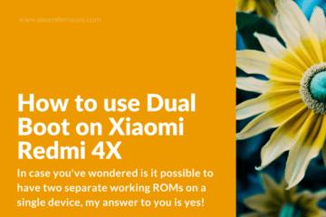 Guide] Redmi Note 2 Dual Boot Patcher - Xiaomi Firmware