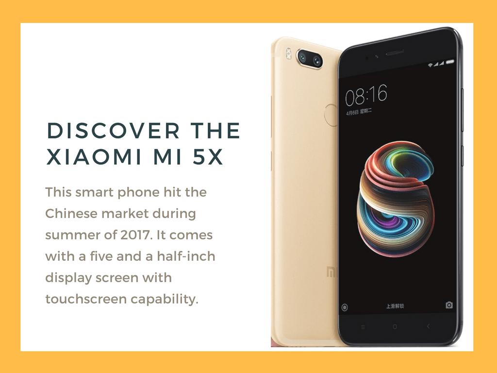 Xiaomi Mi5X Review