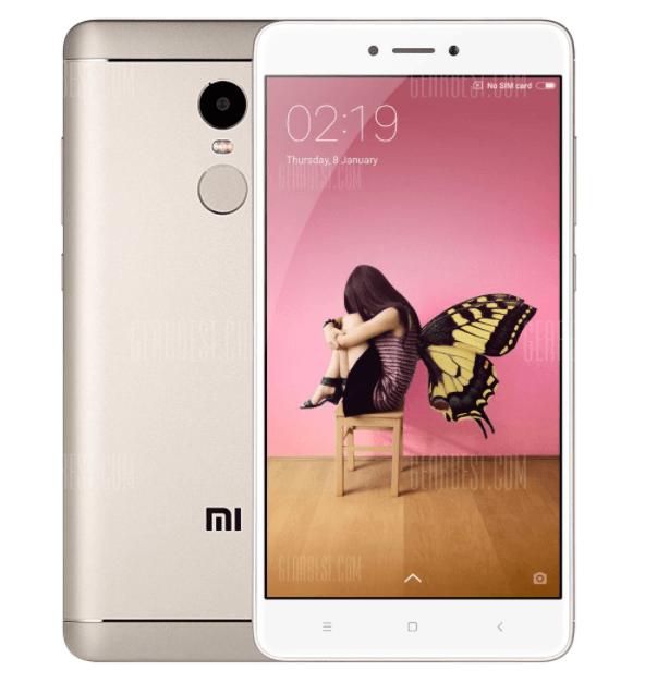 Buy Redmi Note 4 at GearBest
