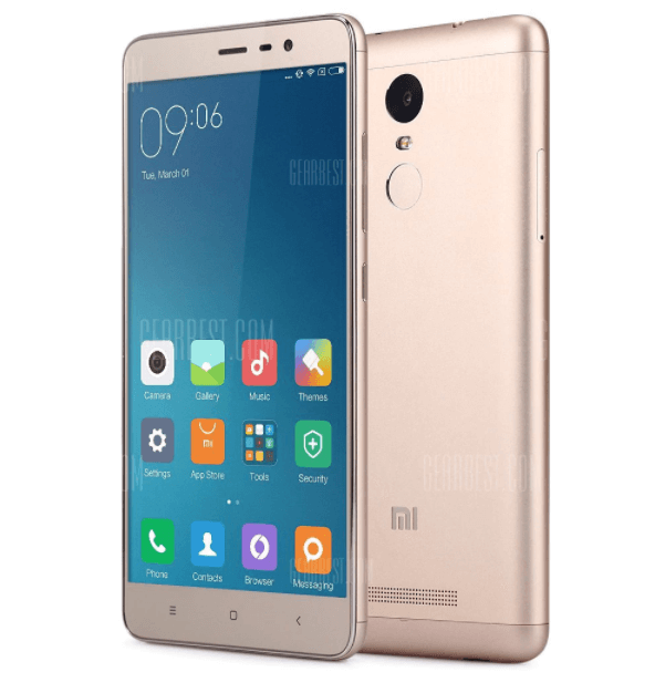Buy Redmi Note 3 Pro at Gear Best