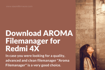 download aroma file manager apk