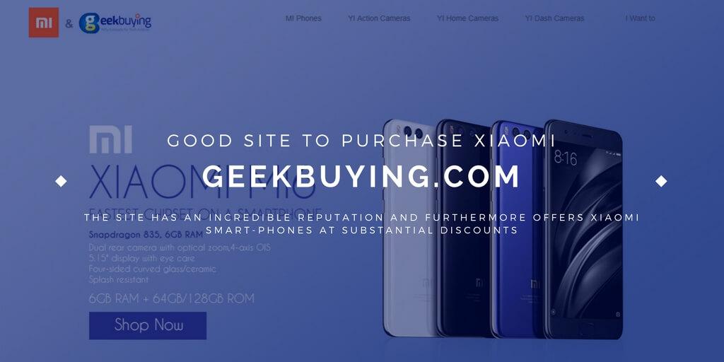 Xiaomi smart-phones at substantial discounts