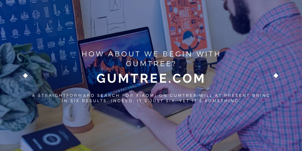 How about we begin with Gumtree?