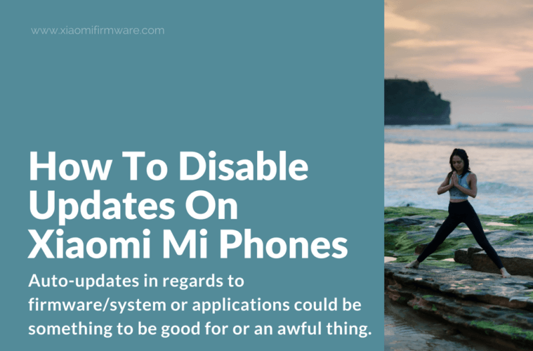Steps to turn off auto-updates: