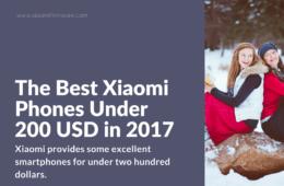 Top Xiaomi Phones Under 200
