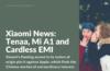 October Xiaomi & MIUI News