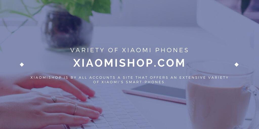 Extensive variety of Xiaomi smartphones