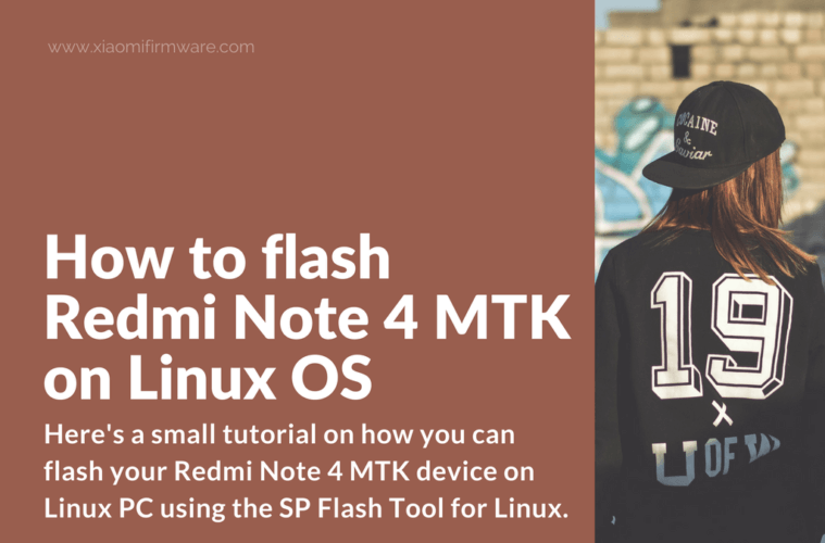 SP Flash Tool Tutorial for Linux