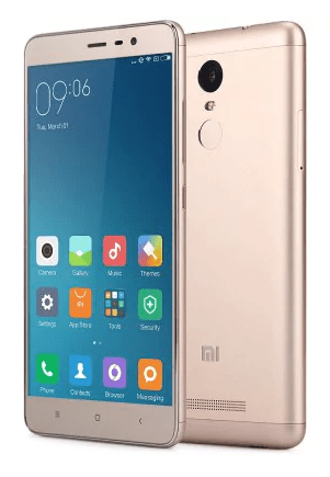 Redmi Note 3 Overview