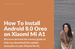 Xiaomi Mi A1 Android 8.0 Oreo ROM