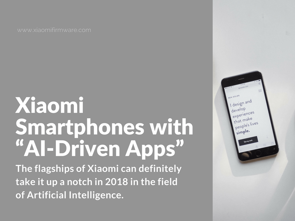 What are these AI-Driven Apps?