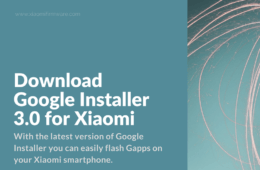 Google Installer 3.0 for Locked Bootloader