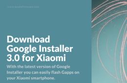 Google Installer 3.0 for Locked Bootloader